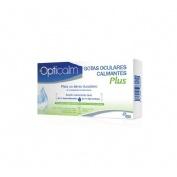 Opticalm plus by innoxa gotas oculares calmantes (10 monodosis)