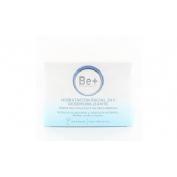 Be+ hidratacion facial 24 h desensibilizante - crema revitalizante en profundidad (50 ml)