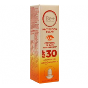 Be+ contorno de ojos antiarrugas spf 30 - proteccion solar (15 ml)