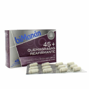 Bimanan 45 + quemagrasas reafirmante (48 caps)