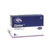 Clarima toallitas desechables higiene ocular (14 toallitas)