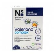Ns valeriana complex comprimidos (15 comp)