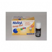 Alvityl energy real (10 ml 8 frascos)