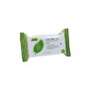 Lactacyd fresh intimo toallitas (15 toallitas)