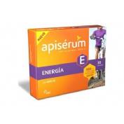 Apiserum energia ginseng (30 capsulas)