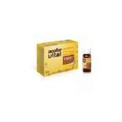 Acofarvital jalea real (1500 mg 20 viales bebibles 10 ml)
