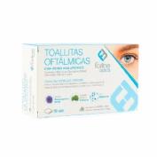 Farline toallitas oftalmicas con hialuronico (30 unidades)