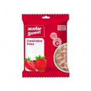Acofarsweet caramelos s/ azucar (fresa bolsa 60 g)