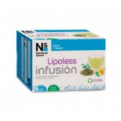 Ns lipoless infusion (20 sobres)