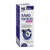 Ns melatonina gotas (1 mg 30 ml)