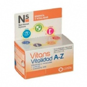 Ns vitans vitalidad a-z (100 comprimidos)
