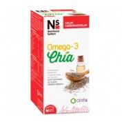 Ns omega 3 chia (120 capsulas)