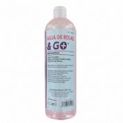 Agua de rosas & go (750 ml)