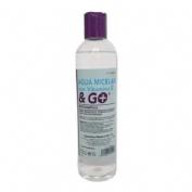 Agua micelar con vitamina c & go (300 ml)