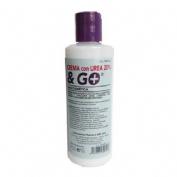 Crema urea 25% & go (300 ml)