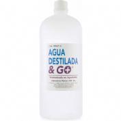Agua destilada & go (1000 ml)