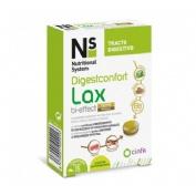 Ns digestconfort lax (15 comprimidos bicapa)