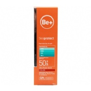 Be+ skin protect ultrafluido facial spf50+ (color 50 ml)