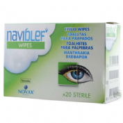 Naviblef wipes (20 toallitas)