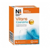 Ns vitans coenzima q10 (30 comp)