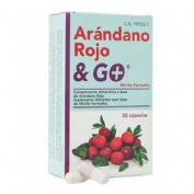 Arandano rojo & go (30 capsulas)