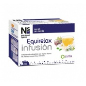 Ns equirelax infusion (20 sobres)
