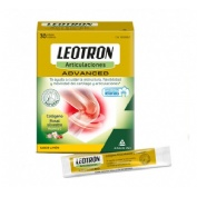 Leotron articulaciones advanced (30 sobres unidosis)