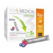 Xls medical original captagrasas nudge (90 sticks)