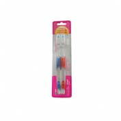 Cepillo dental kin ad suave promo 2 x 1