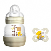 MAM Biberon anticolico + chupete - mam anticolic easy start + chupete start (130 ml + 0+ m)