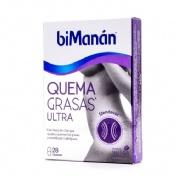 Bimanan quemagrasas ultra +5 detox