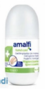 Amalfi Gel Higienizante de Manos 75ml Roll-On