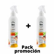 Be+ skin protect spray fluido infantil spf50+ (250 ml) PACK 2 UNIDADES