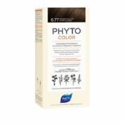 Phyto color 6.77 marrón claro capuchino