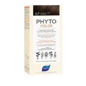 Phyto color 6.7 rubio oscuro chocolate