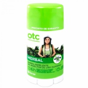 Otc antimosquitos herbal barra - repelente de insectos uso humano (50 ml)