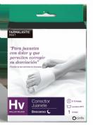 Corrector juanete descanso - farmalastic feet (talla m)