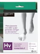 Corrector juanete actividad Farmalastic feet (t- mediana)