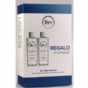 Be+ duplo agua micelar (200 ml 2 u)