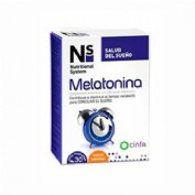 Ns melatonina (1.95 mg 30 comprimidos masticables)