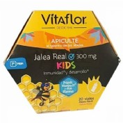 Vitaflor jalea real kids (20 ampollas bebible 10 ml)