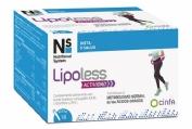 Ns lipoless actividad (14 sticks 10 g)