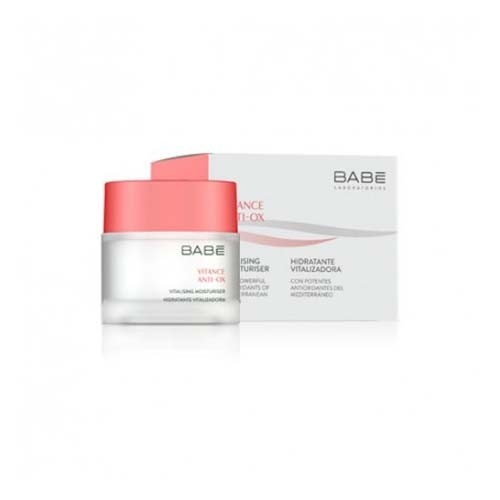 Babe hidratante vitalizadora vitance anti ox (50 ml)