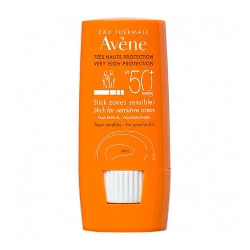 Avene spf 50+ stick zonas sensibles (8 g)