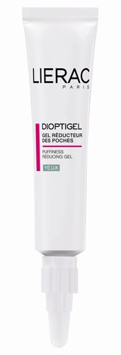 DIOPTIGEL GEL REDUCTEUR ANTI-POCHES - LIERAC (10 ML)