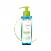 Sebium gel moussant - bioderma (200 ml con dispensador)