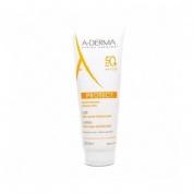 A-derma protect leche spf50+ muy alta proteccion (1 envase 250 ml)