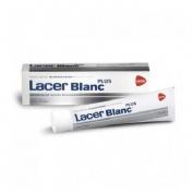 Lacerblanc plus blanqueadora uso diario - pasta dental (d-menta 125 ml)