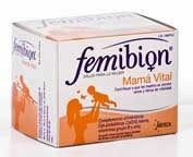 Femibion mama vital 30 comp