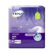 Absorb inc orina ligera - tena lady pants night (medium 8 u)